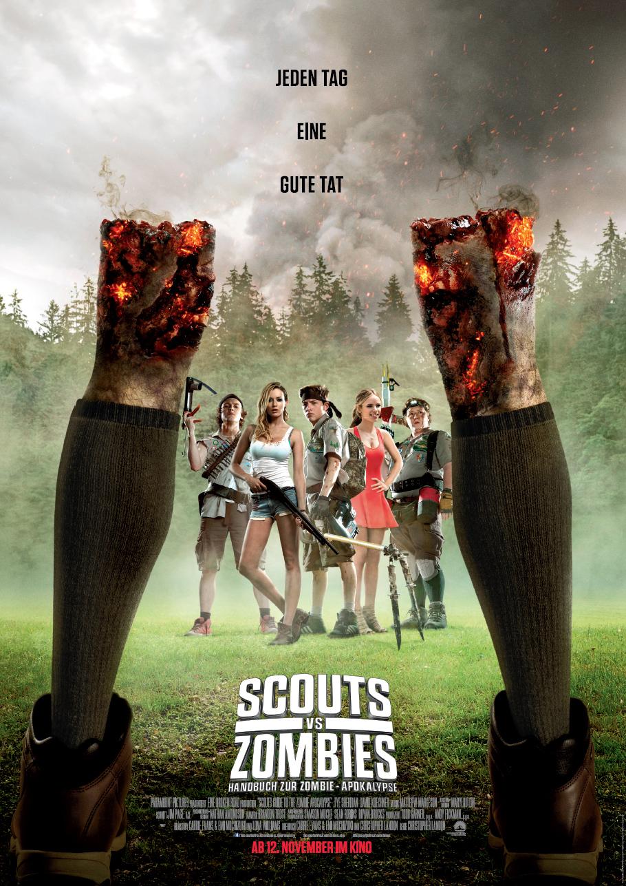 Scouts Vs Zombies Kinox