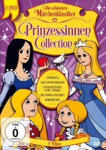 Die schoensten Maerchenklassiker Prinzessinnen Collection