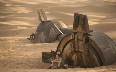 Star Wars VII Erwachen der Macht Szene 1
