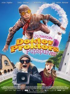 Doktor Proktors Pupspulver Kino