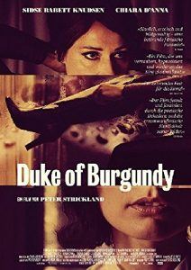 Duke of Burgundy DVD