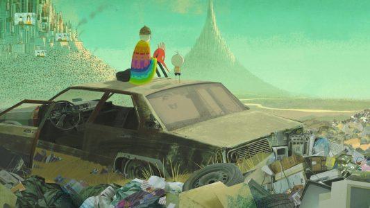 Der Junge und die Welt © Grandfilm