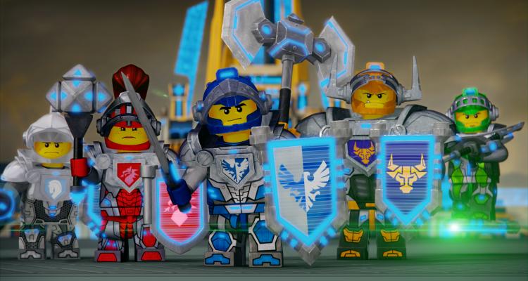Lego Nexo Knights 1.1