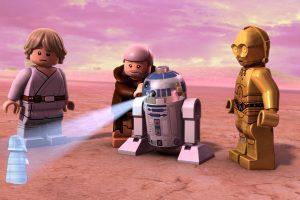 Lego Star Wars Droiden Saga Vol 2