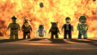 Lego Star Wars Droiden Saga Vol 2