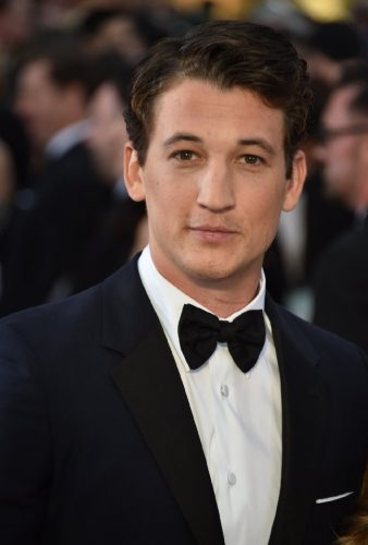 Miles Teller  © 2015 Photo by Mladen Antonov