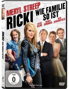 Rickie DVD