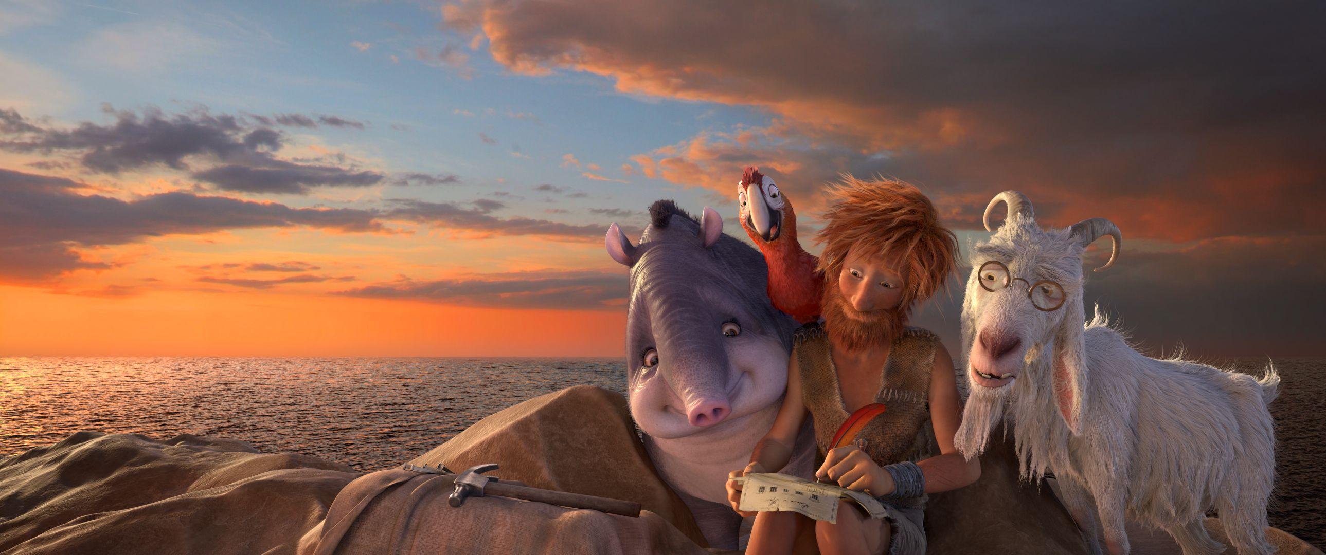 Robinson Crusoe | Film-Rezensionen.de