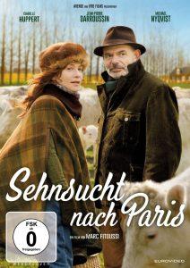 Sehnsucht nach Paris DVD