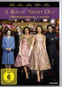 A Royal Night DVD