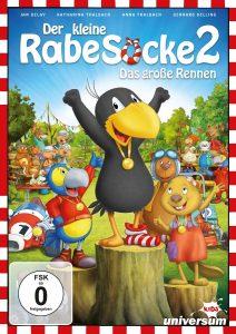 Der kleine Rabe Socke 2 DVD