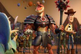 Toy Story – Mögen die Spiele beginnen (2014)
