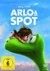 Arlo & Spot DVD