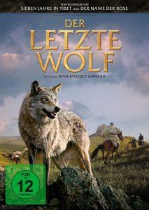 Der letzte Wolf DVD
