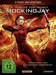 Mockingjay 2 DVD