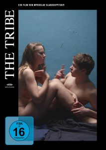 The Tribe DVD