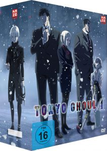 Tokyo Ghoul Root A Vol 1