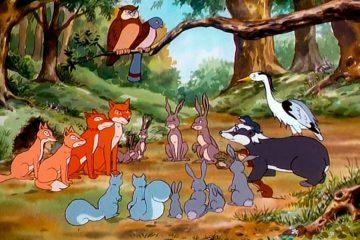 Als die Tiere den Wald verliessen Staffel 2