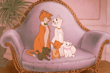 Aristocats Frontpage