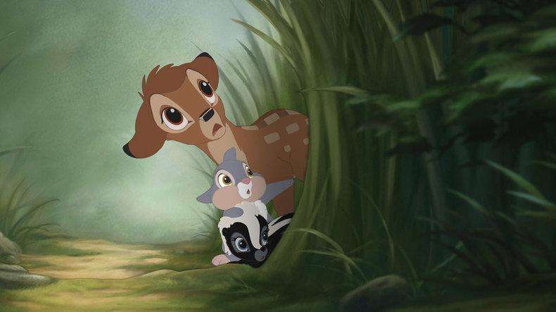 » Bambi 2 – Der Herr der Wälder