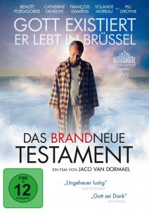 Das brandneue Testament DVD