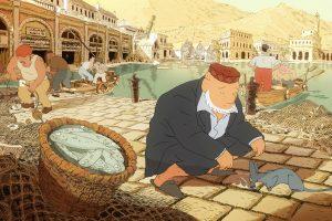 Die Katze des Rabbiners