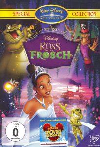 Kuess den Frosch