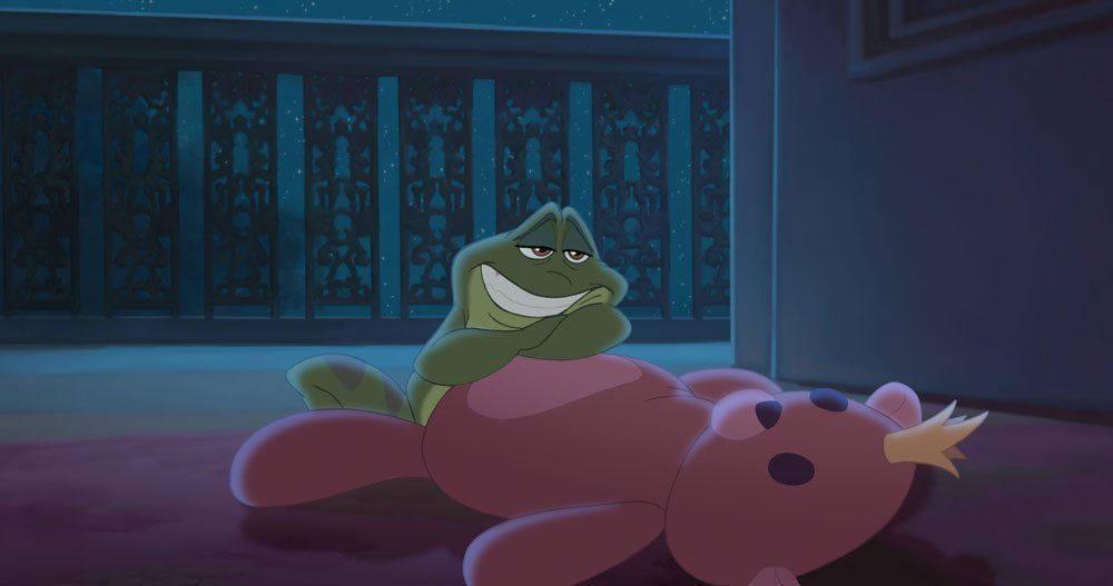 küss den frosch  filmrezensionende
