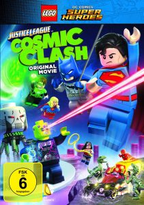 Lego DC Cosmic Clash