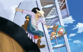 One Piece Episode of Ruffy