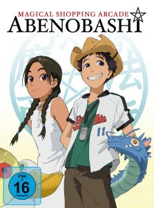 Abenobashi 3