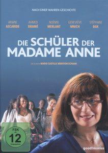 Die Schueler der Madame Anne DVD