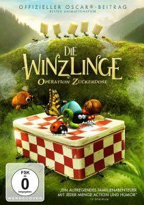 Die Winzlinge DVD