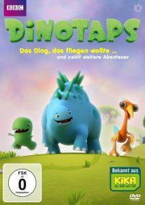 Dinotaps Das Ding das fliegen wollte