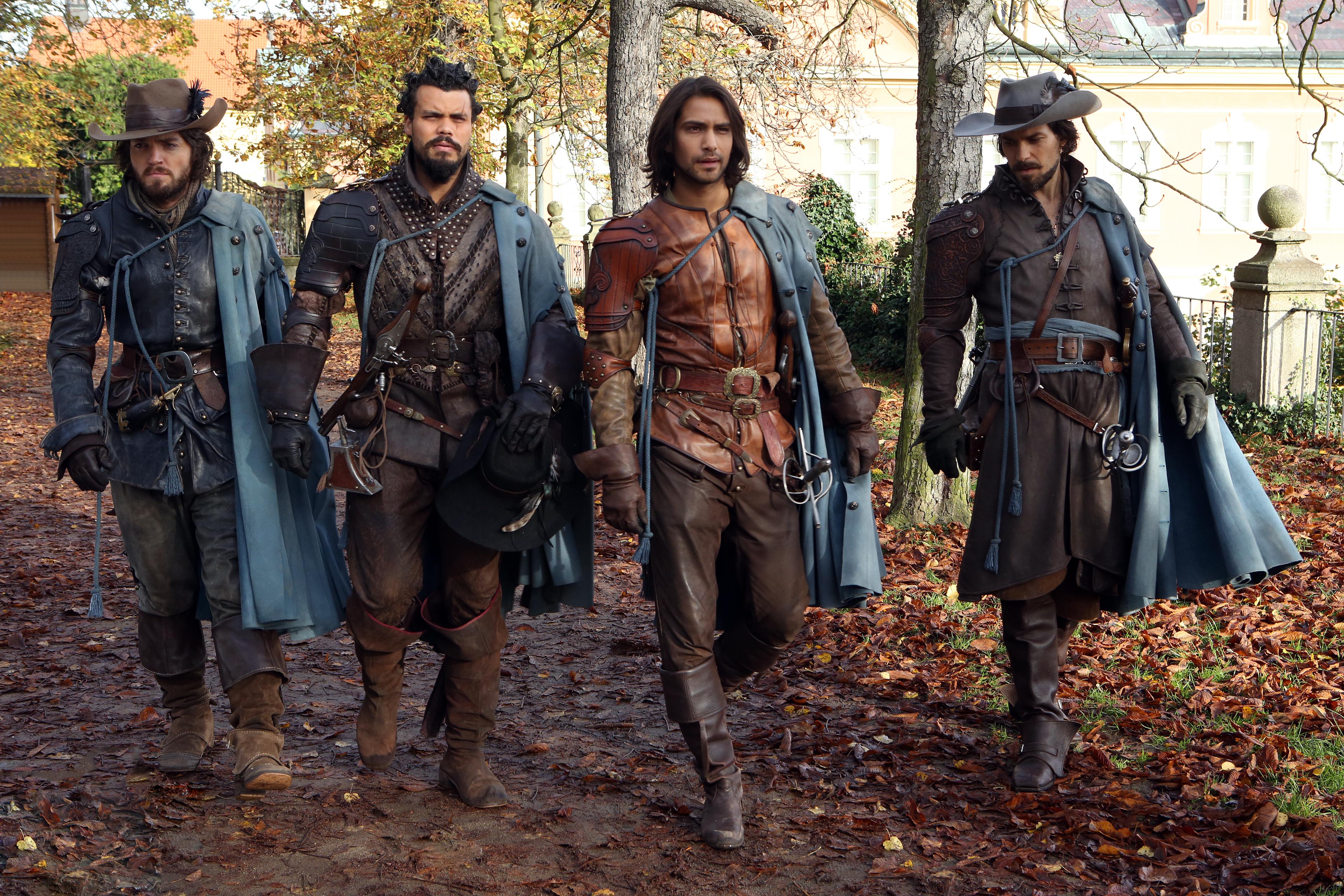 Die Musketiere Staffel 4