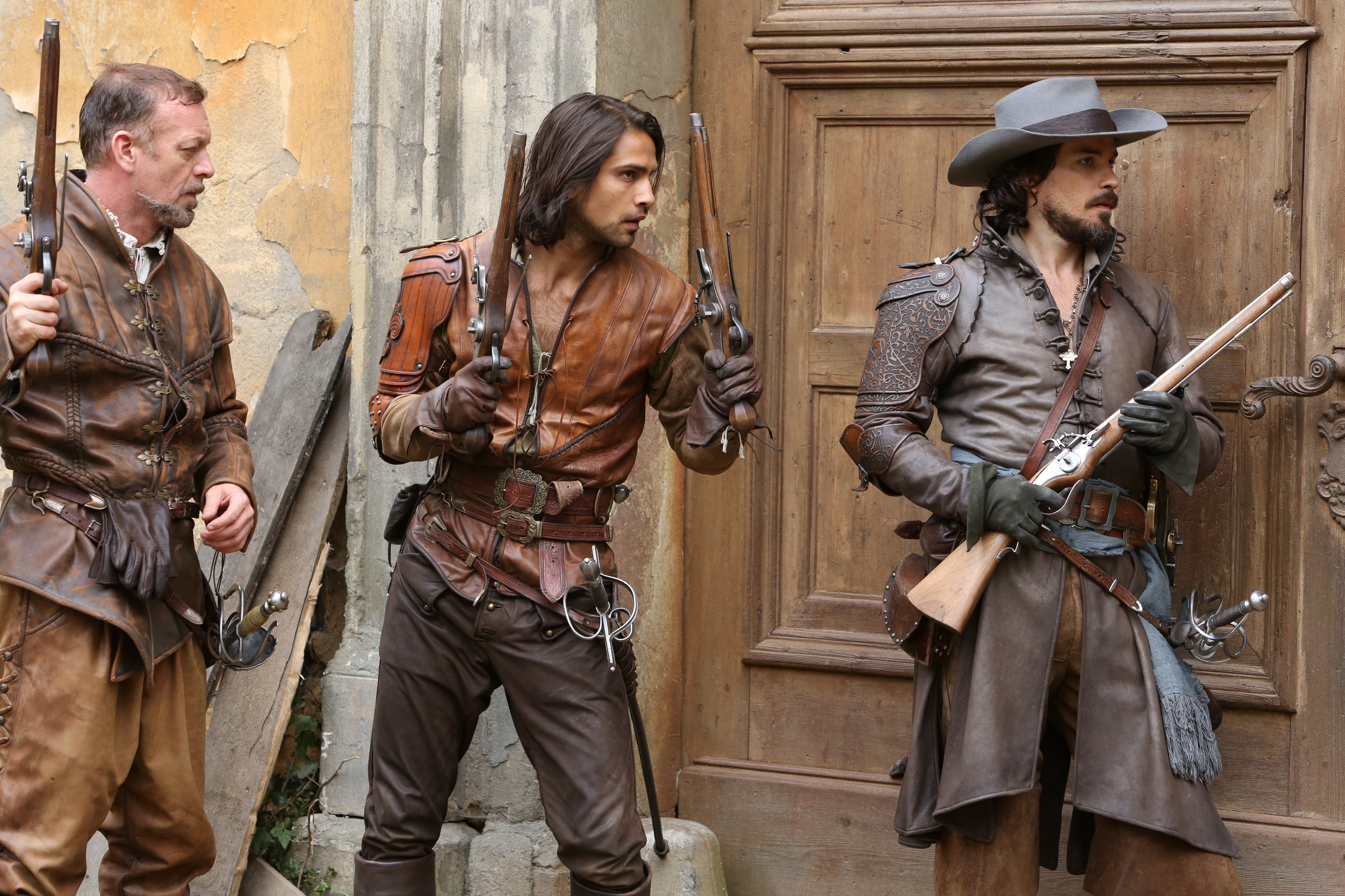 The Musketeers Staffel 2