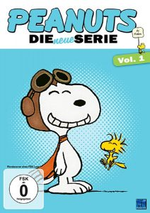 Peanuts Die neue Serie Vol 1