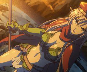 Queens Blade Beautiful Warriors Frontpage