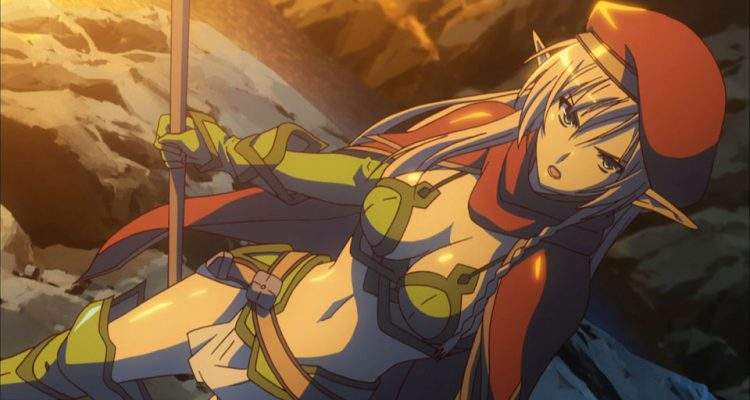 Queens Blade Beautiful Warriors