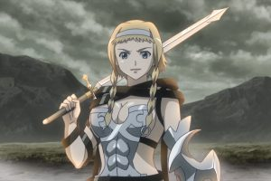 Queens Blade Staffel 1