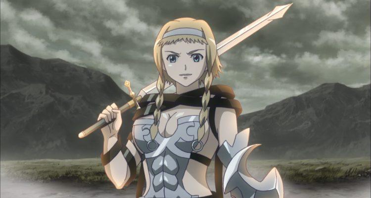 Queens Blade Staffel 1