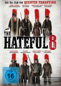 The Hateful 8 DVD