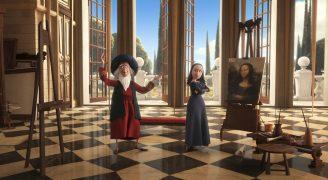 Abenteuer von Mr Peabody and Sherman