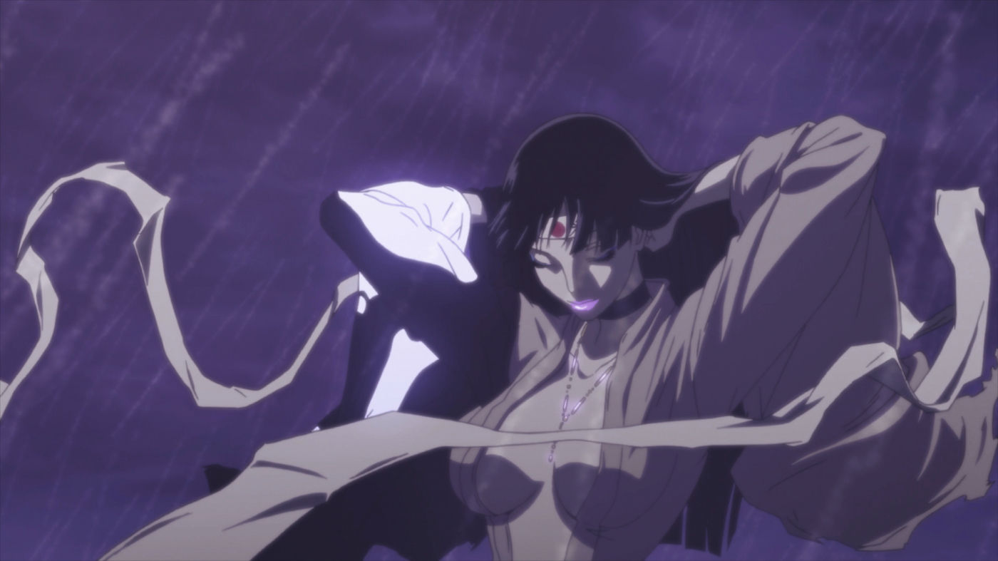 Afro samurai resurrection sex