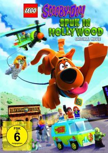 Lego Scooby-Doo Spuk in Hollywood