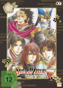 Samurai Warriors Vol 1