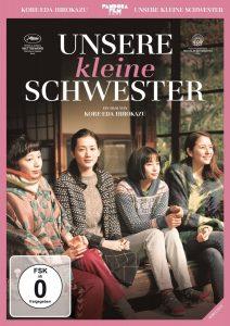 Unsere kleine Schwester DVD