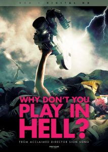 Why dont you play in Hell