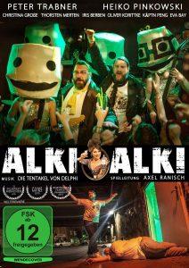 Alki Alki DVD