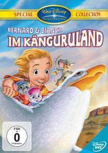 Bernard & Bianca im Kaenguruland